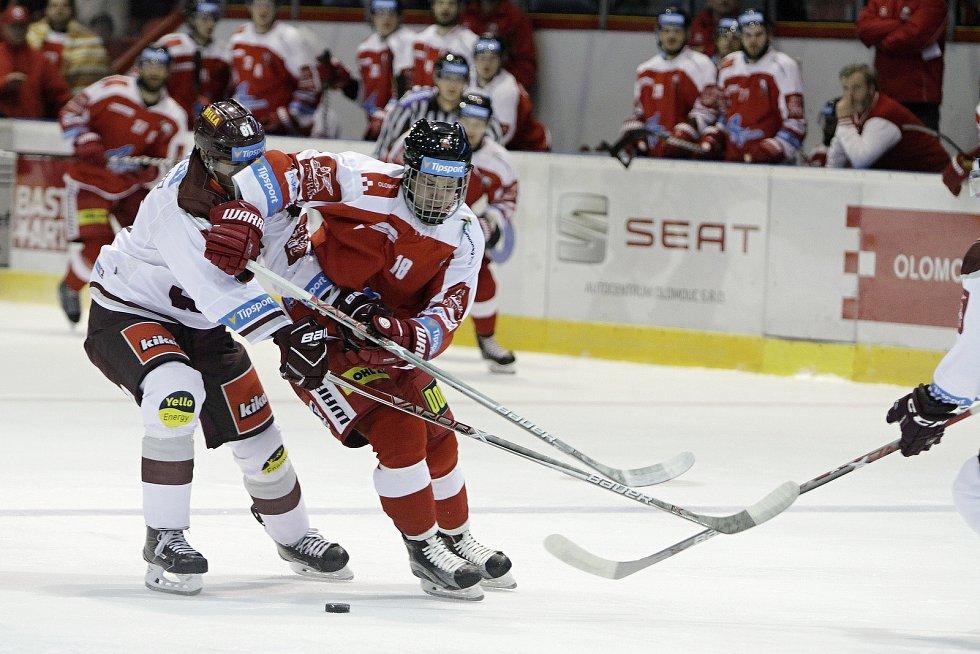 HC Olomouc proti Spartě Praha