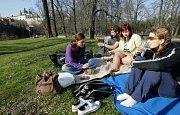 Jarní piknik ve Výpadu