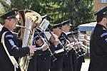 Hudba Hradní stráže v Olomouci