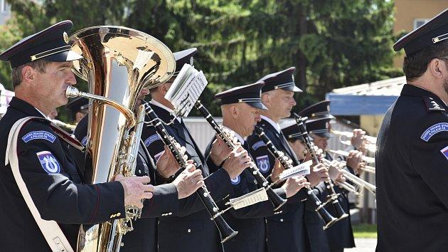 Koncert Hudby Hradní stráže a Policie České republiky v Olomouci, 1. 6. 2020
