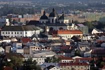 Olomouc z výšky
