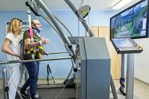 Fakultní nemocnice Olomouc rozšířila oddělení rehabilitace