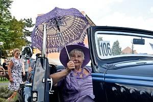 Veterán rallye Z lázní do lázní ve Slatinicích, 15. 8. 2021