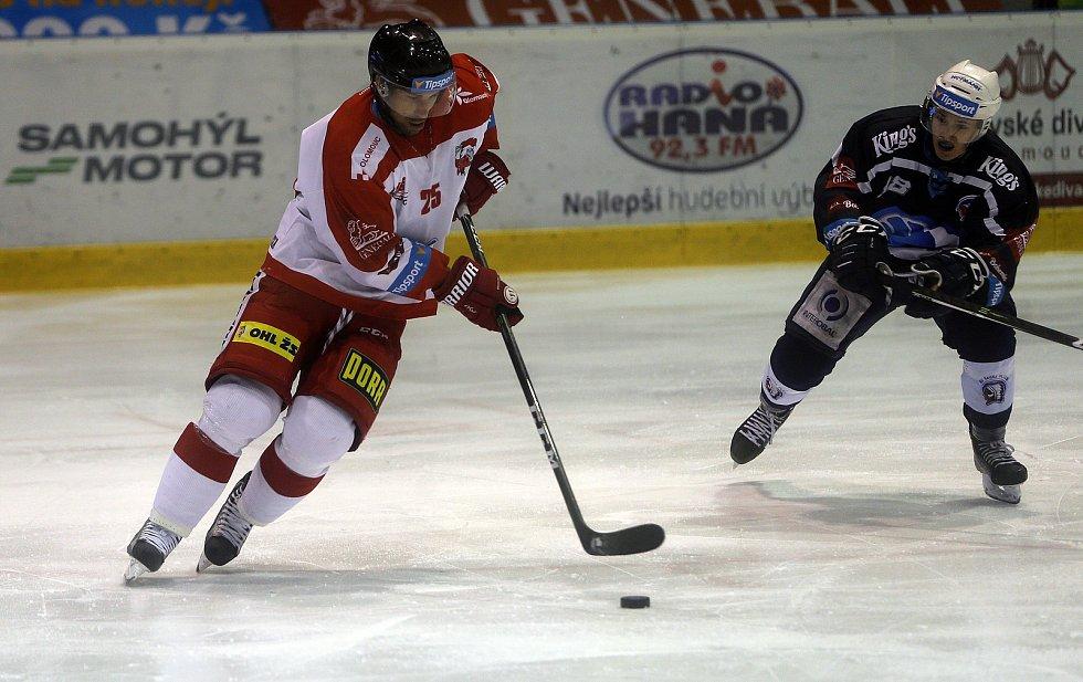 HC Olomouc vs. HC Plzeň  0:4