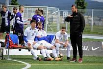 Tomáš Zeman na olomoucké lavičce
