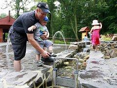 Vodní svět v ostravské zoo. Ilustrační foto