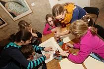 workshop pro děti