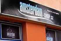 Amsterdam shop v Olomouci