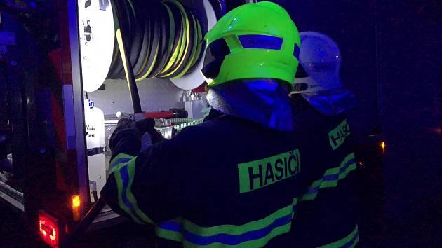 Požár bioplynové výrobny energie v Olomouci se obešel bez zranění, škoda jde podle majitele do statisíců