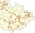 Dálniční síť na Moravě - výhled po výstavbě všech chystaných úseků