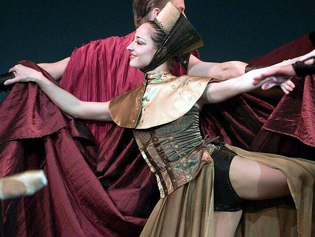 Balet Macbeth v Moravském divadle