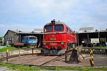 V olomouckém Muzeu Českých drah budou v sobotu od 10 hodin probíhat tradiční oslavy regionálního Dne železnice.