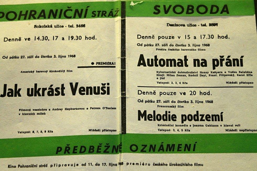 Oslavy 80 let od založení kina Metropol
