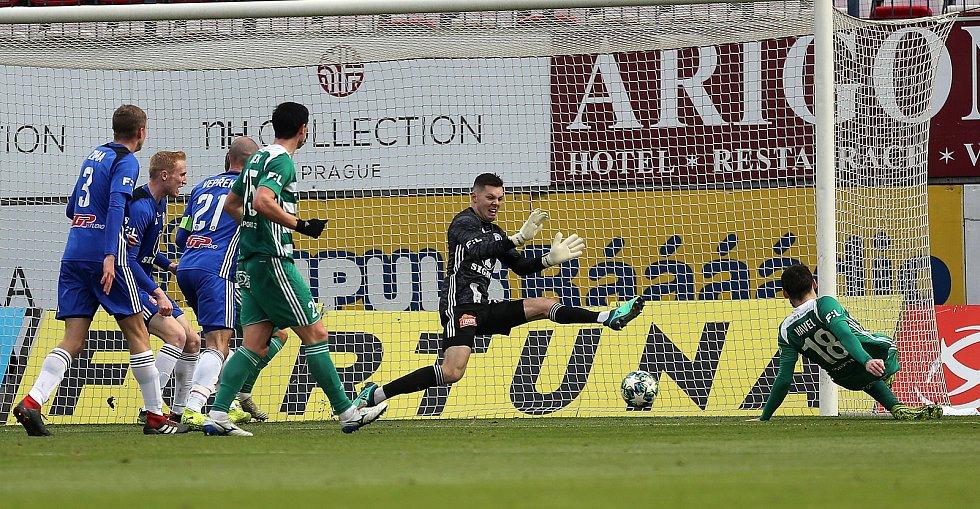 SK Sigma Olomouc - Bohemians Praha, 14. 12. 2019