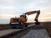 Rekonstrukce silnice v úseku mezi obcemi Štarnov a  Štěpánov