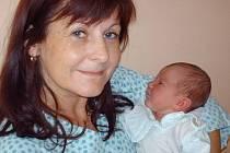 Markéta Mazáková, Dlouhá Loučka, narozena 11. srpna ve Šternberku, míra 51 cm, váha 3600 g