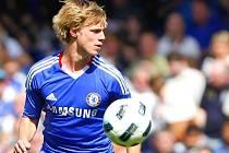 Tomáš Kalas v dresu Chelsea