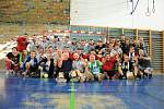 Házenkáři Litovle slaví titul v první lize.