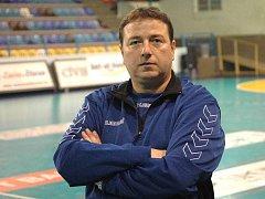Trenér Libor Malínek