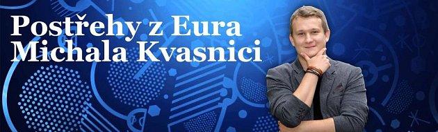 Postřehy zEura Michala Kvasnici