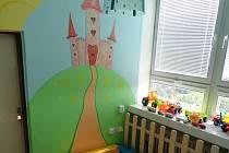 nová podoba Dětské kardiologické ambulance Dětské kliniky Fakultní nemocnice Olomouc