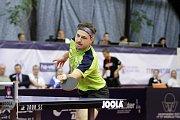V Olomouci začala hlavní soutěž prestižního mezinárodního podniku Czech Open ve stolním tenise. Timo Boll, Německo