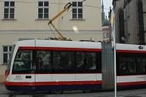 Tramvaje konečně znovu projíždí centrem města.