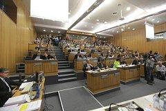 Zasedání zastupitelstva Olomouckého kraje