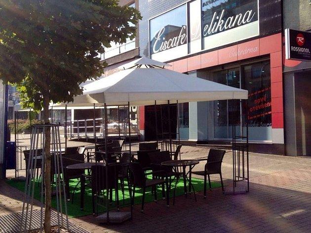 Eiscafe Delikana, Zlín