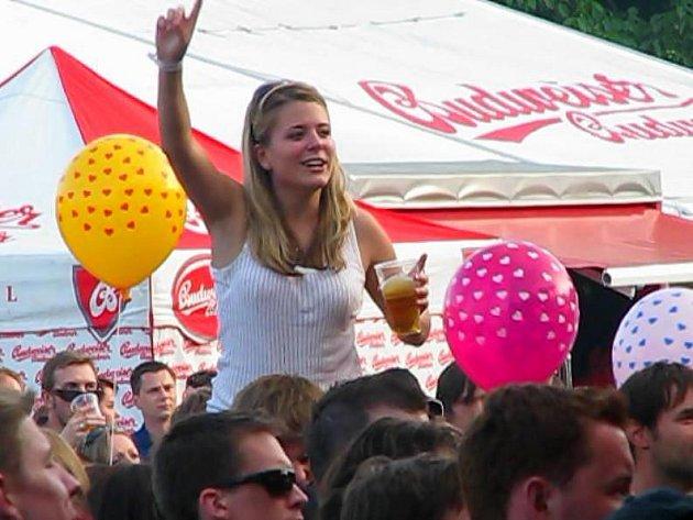 Beerfest na Korunní pevnůstce