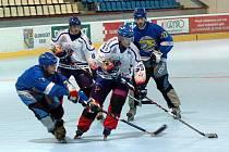 Eagles (v bílém) proti Uherskému Brodu