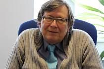 Jindřich Garčic - vedoucí odboru kultury a památkové péče na Krajském úřadě v Olomouci