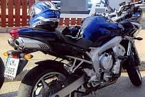Motocykl Ivo Pilmajera