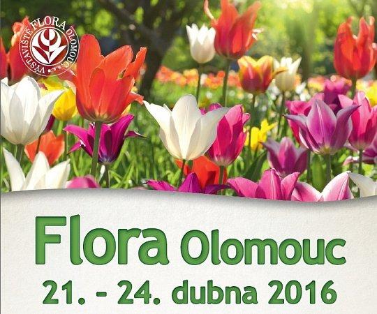 Jarní Flora 2016