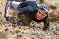 Extrémní překážkový závod Spartan Race. Snímek ze závodu v Liberci