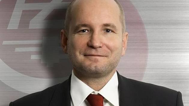 Petr Vaněk, generální ředitel Hanáckých železáren a péroven