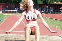 Olomoucká Zatloukalová vybojovala na halovém šampionátu v pětiboji zlato