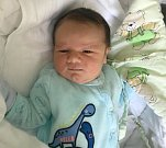 Patrik Ištok, Olomouc narozen 2. června míra 51 cm, váha 4110 g
