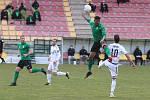 Olomouc vyhrála ve 26. kole první ligy v Příbrami 2:0.