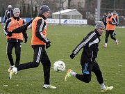 Fotbalisté Sigmy zahájili přípravu na jarní část FNL