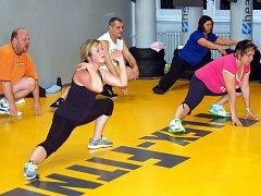 Intervalový trénink ve Flex-Fitness