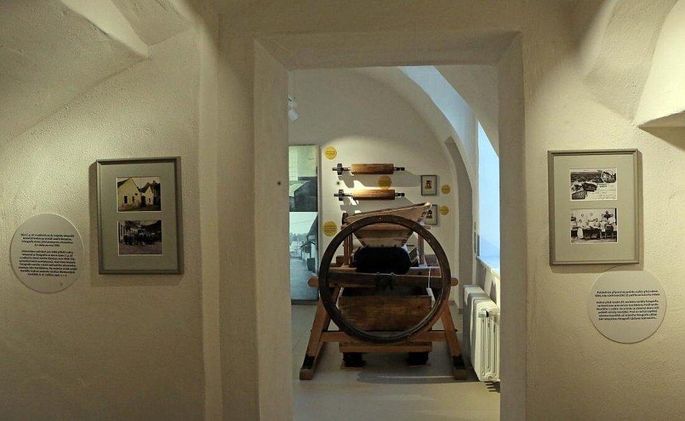 Nové Muzeum Olomouckých tvarůžků v Lošticích