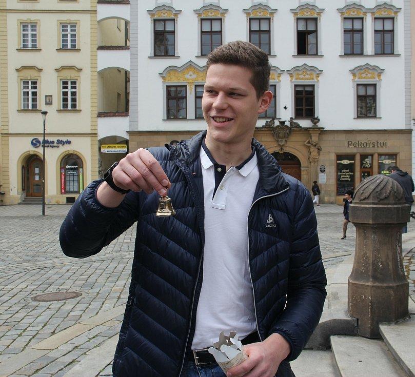 Kordista Jakub Jurka postoupil na OH 2021 v Tokiu.