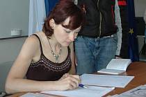 Dora Assenza je hlavní řešitelkou projektu.
