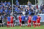 Pro jednoho úspěch, pro druhého zklamání, tak by se dal popsat nerozhodný výsledek 1:1 mezi domácím Prostějovem a jeho rivalem Sigmou Olomouc.