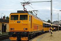 Vlaková souprava RegioJet