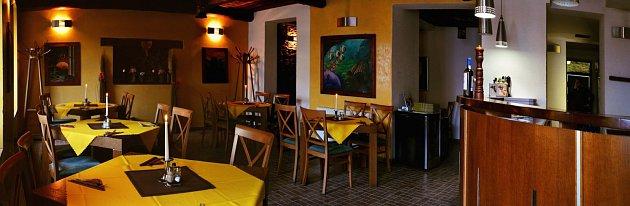 Restaurace a penzion Santorini, Zábřeh