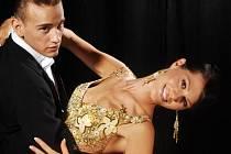 Jana Doleželová tančí ve StarDance.