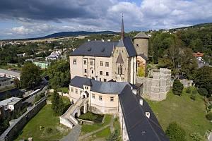 hrad Šternberk