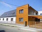 Azylový dům v Dalově po rekonstrukci objektu v červenci 2010